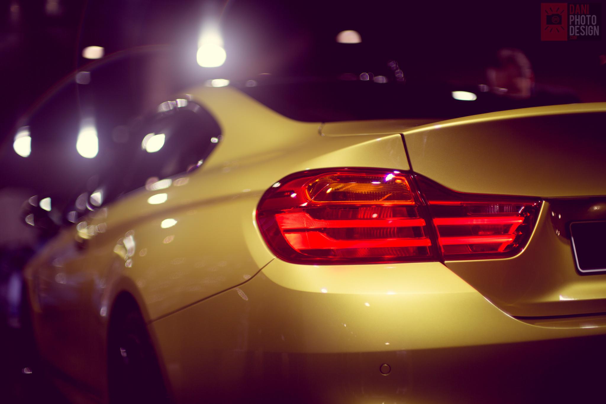 bmw M4 Geneva 2014