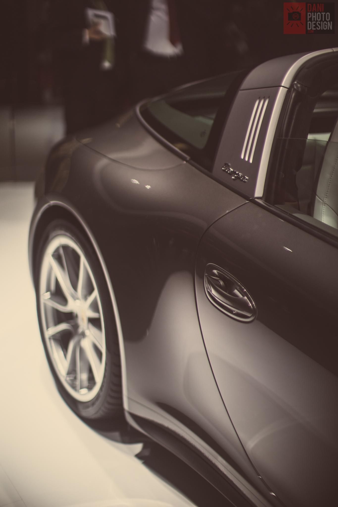 Porsche Targa Geneva 2014